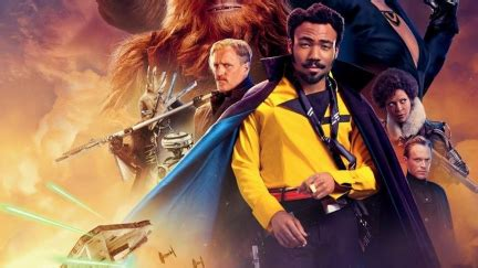 we only care about 'solo' for lando | the mary sue