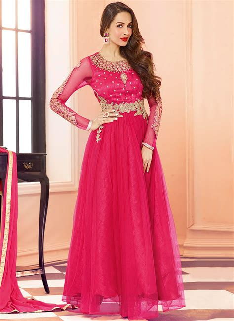 hair styles with maxi type dresses maxi style anarkali dresses collection frock designs 2017 2018