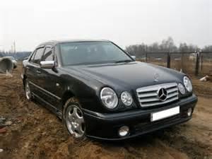 1997 mercedes e class pictures 4 2l gasoline fr