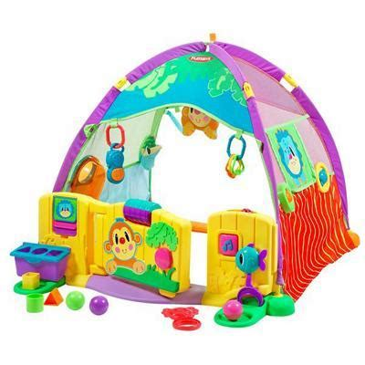 Playskool Play Mat by Are All Playmats Created Equal