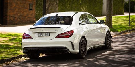 mercedes amg cla review  caradvice