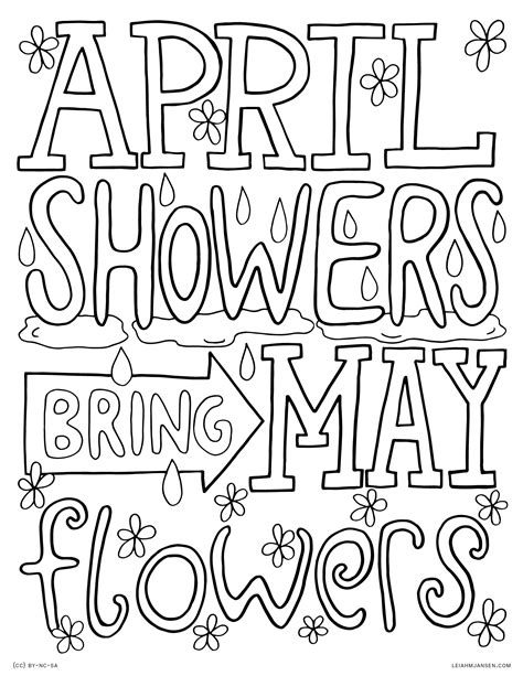 free printable may flowers coloring pages coloring pages