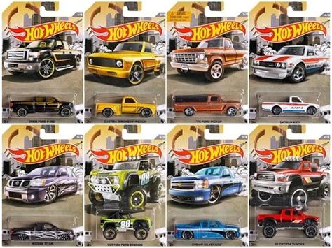 hot wheels truck series 2016 youtube