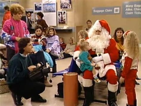 house episodes quot full house quot 1988 episode our very first christmas show full house pinterest house