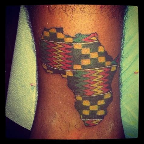 african continent tattoo 43 continent map tattoos