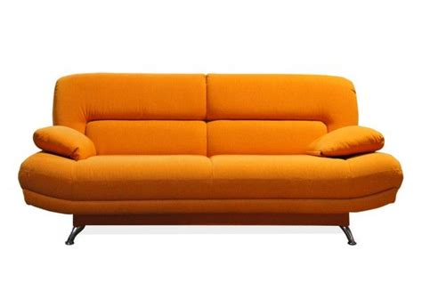 orange sofa bed 17 best images about sofa bed on pinterest orange sofa