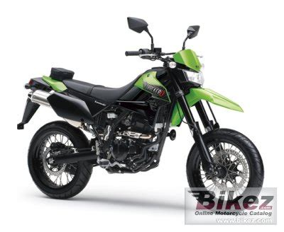 Kawasaki D Tracker 50cc 2017 kawasaki d tracker x specifications and pictures