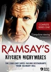 Best Kitchen Nightmares On Netflix Ramsay S Kitchen Nightmares 2004 For Rent On Dvd Dvd