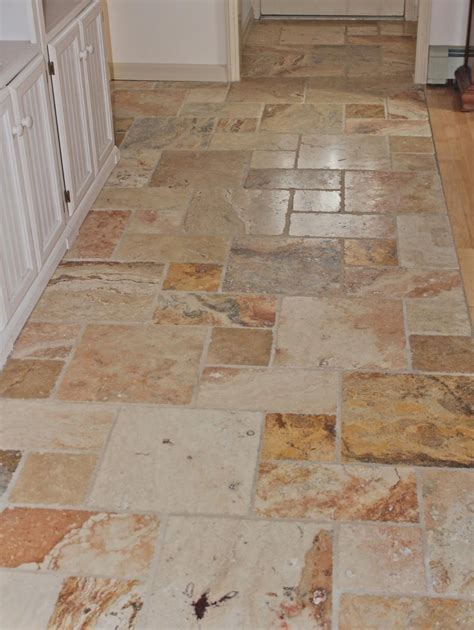 Tile And Hardwood Together How To Combine Wood Flooring