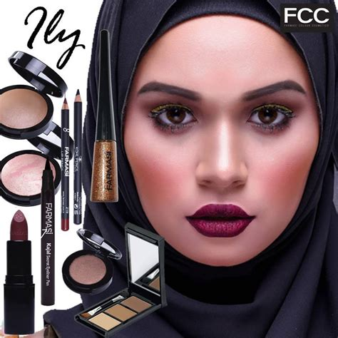 Makeup Ily fcc color cosmetics ily fcc the look of raya 2016 with fcc