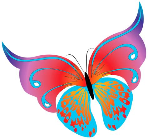 butterfly pattern png clip art butterfly cliparts co