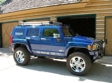 2006 Hummer H3 Roof Rack by Clotabag 2006 Hummer H3 Specs Photos Modification Info At Cardomain