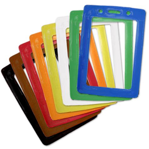 the color badge top selling professional quality id badge card holders