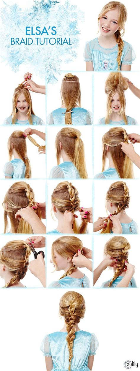 next day hair styles 25 best ideas about frozen hairstyles on pinterest