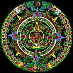 Calendario 2012 Profecias Enero 2012 A 241 O Y Mes Mio Quico El Hombre Lobo
