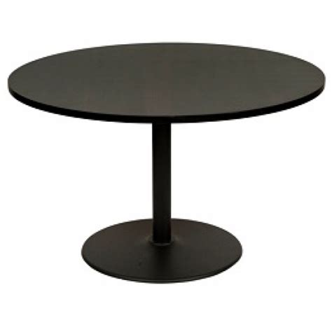 Black Circle Dining Table Dining Table Bases In Black