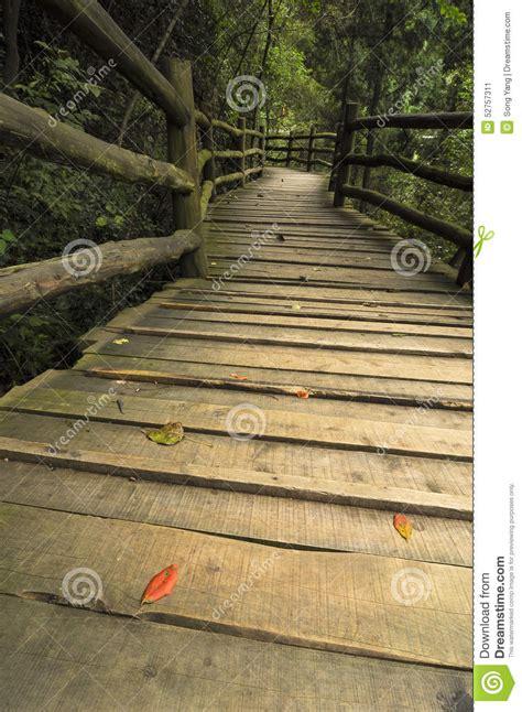 green valley woodworking wood bridge stock photo image 52757311