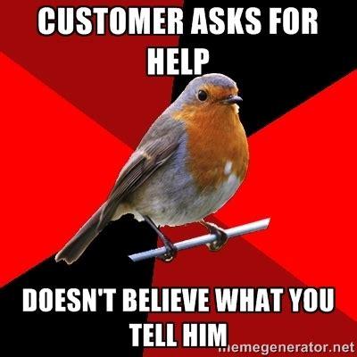 Retail Robin Meme - retail robin via meme generator funny pinterest