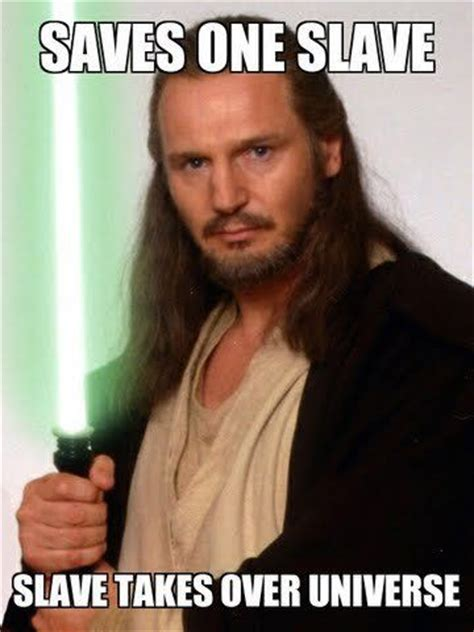 Count Dooku Meme - qui gon jinn meme movies are awesome pinterest the