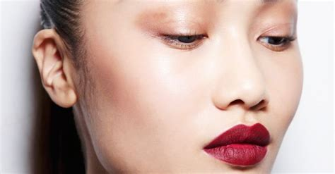 colored lipstick the best wine colored lipsticks for every skin tone byrdie