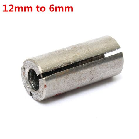Carving Guide 6mm 12mm to 6mm carving knives conversion chuck length 27mm for engraving machine sale banggood