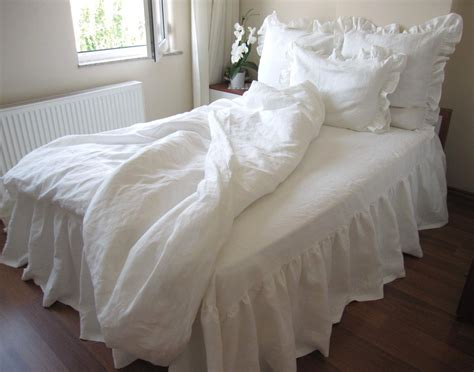 white ruffle king comforter white ruffle bedding white ruffle wedding bedding 4pcs lace twin bedding set luxury see