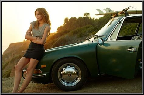Porsche Girls by The Best Mix Cars And Sexy Women Olio Auto