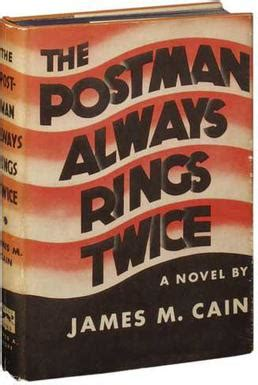 somebody at the door library crime classics books the postman always rings novel