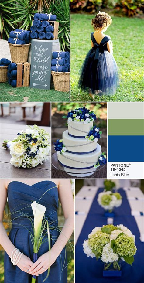 top 10 wedding colors from pantone for 2017