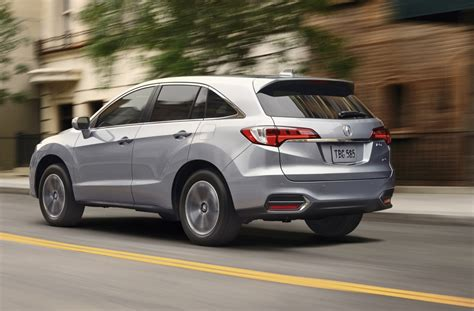 2016 acura rdx 2016 acura rdx pictures photos gallery green car reports