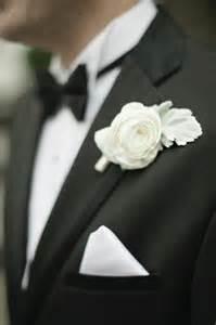 mens boutonniere bowtie white boutonniere s attire 1600702 weddbook