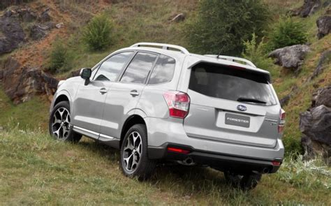 Subaru Forester 2 0 Xt Premium Cars Reviews Zone Subaru Forester Xt