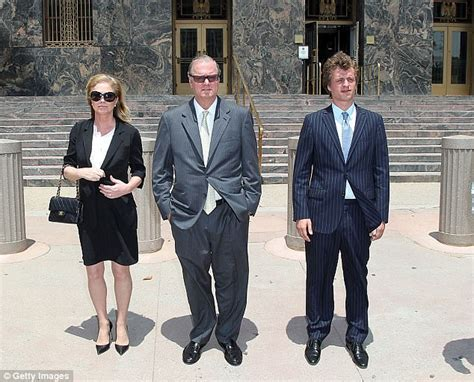 La City Attorney Outraged By Hiltons Release by Conrad Is Released From After His Parents Post
