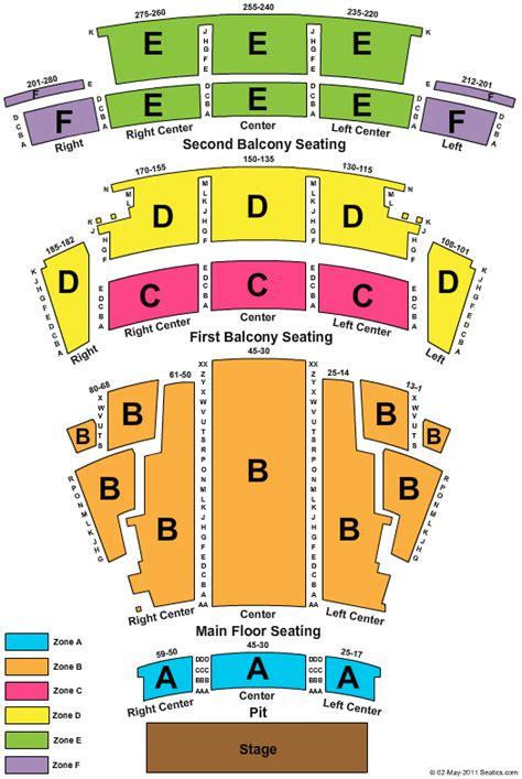 northern alberta jubilee auditorium seating chart