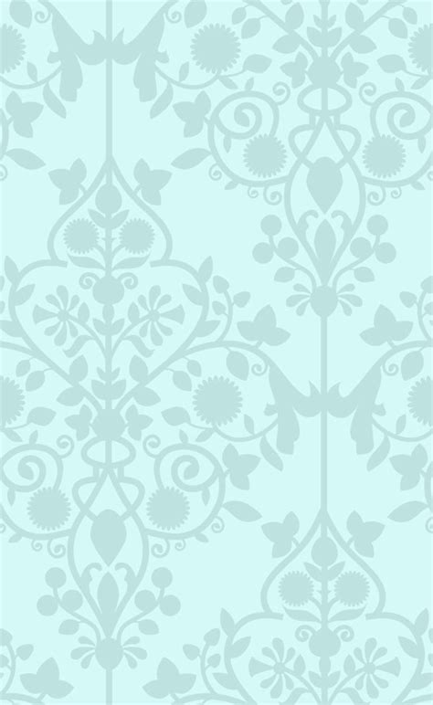 demand pattern in french diane s digital damask light french blue pattern
