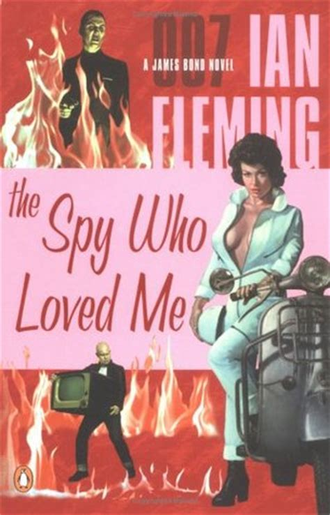 the who loved me bond 10 by ian fleming