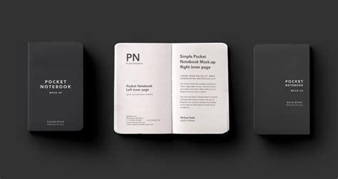notebook template psd pocket psd notebook mockup psd mock up templates pixeden