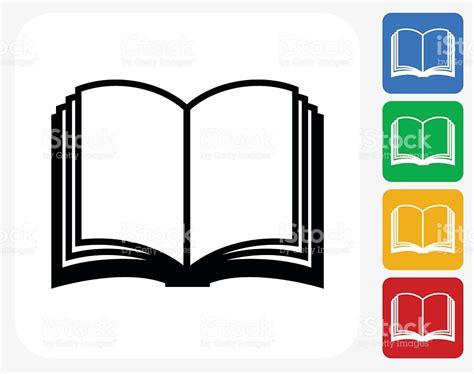 picture book free book icon flat graphic design stock vector more