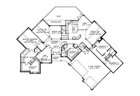Wonderful 5 Bedroom Luxury House Plans #3: 043D-0001-floor1-8.gif
