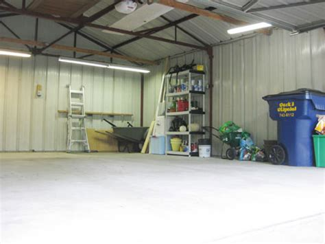 cleaning your garage is simple fast and to