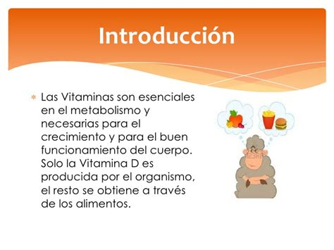vitamina  en alimentos