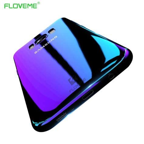 Gradient Blue Cover Samsung Galaxy S8 Plus Samsung S8 aliexpress buy floveme gradient phone cases for samsung galaxy s8 s8 plus s7 s6 s7 edge