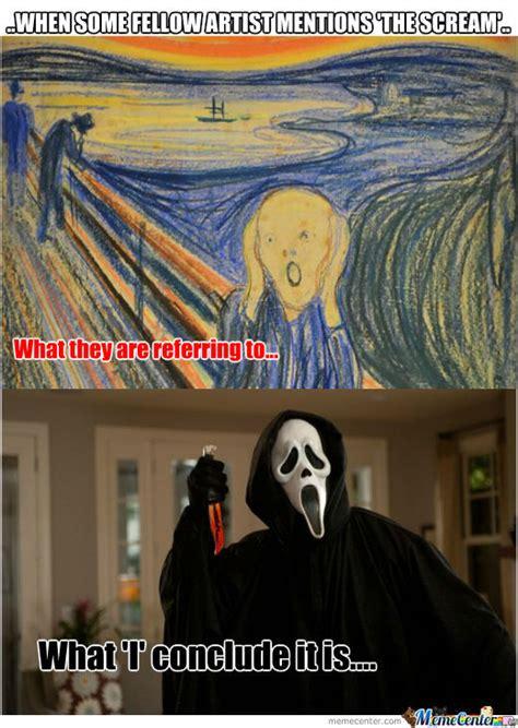 Scream Movie Meme - scream mask meme www imgkid com the image kid has it