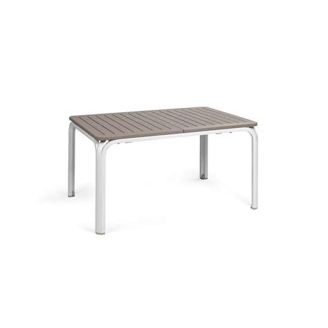 tavoli nardi tavolo alloro 140 allungabile nardi garden designperte it