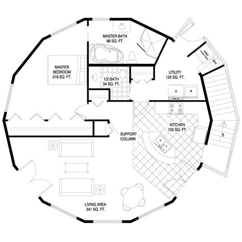 silo house plans circular home foor plan very cool 2 story savannah