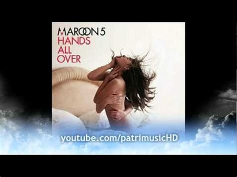 maroon 5 never gonna leave this bed maroon 5 never gonna leave this bed hands all over