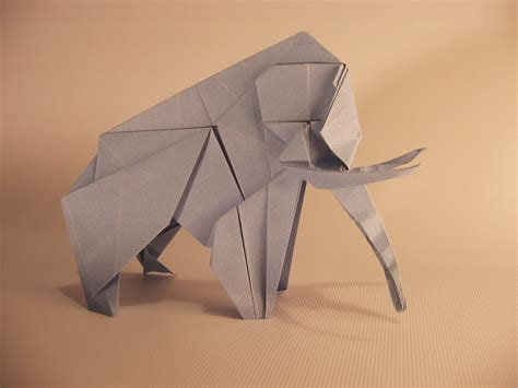 Origami Elephant - origami elephant wallpaper high definition high