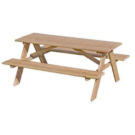 Ikea Picknicktisch by Kinderpicknicktisch Bank Kinder Gartenm 246 Bel Aus Holz