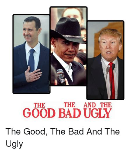 The Good The Bad And The Ugly Meme - 25 best memes about the good the bad and the ugly the