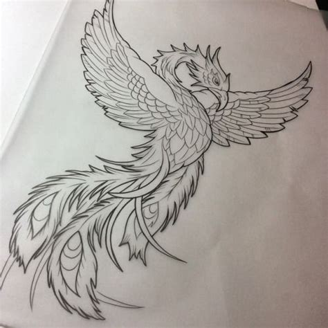 phoenix tattoo designs tumblr best 25 japanese phoenix tattoo ideas on pinterest